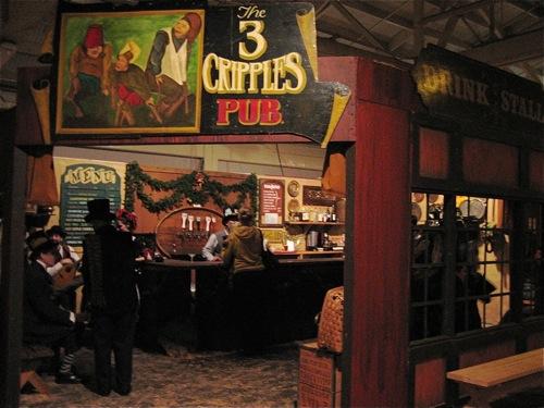 The 3 Cripples Pub