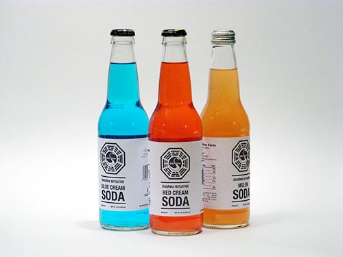 DHARMA Initative Sodas