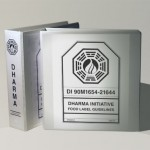 DHARMA Initiative Binders