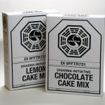 DHARMA Initiative Cake Mix