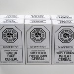 DHARMA Initiative Cereals