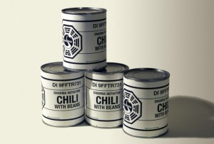 DHARMA Initiative Chili with Beans
