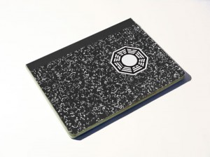 DHARMA Initiative Pearl Station Notebook