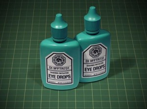 DHARMA Initiative Eye Drops