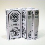 DHARMA Initiative Macaroni & Cheese Supper