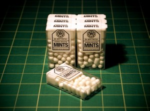 DHARMA Initiative Mints