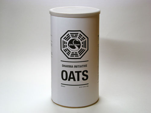 DHARMA Initiative Oats