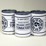DHARMA Initiative Organic Diced Tomatoes