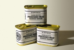 DHARMA Initiative Processed Meat*