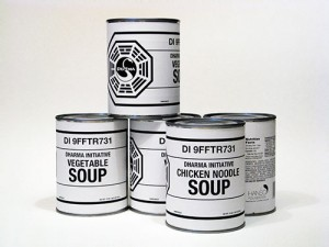 DHARMA Initiative Soups