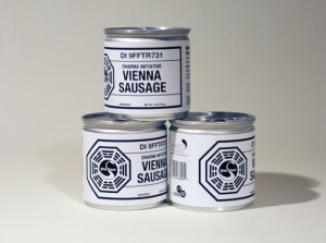 DHARMA Initiative Vienna Sausages