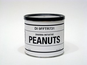 DHARMA Initiative Peanuts