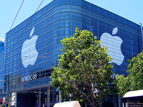 WWDC 2008 at Moscone West