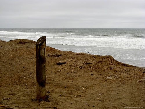 Ocean Beach off Sloat