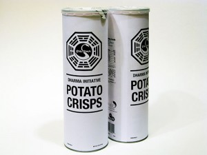 DHARMA Initiative Potato Crisps