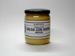 DHARMA Initiative Salsa con Queso