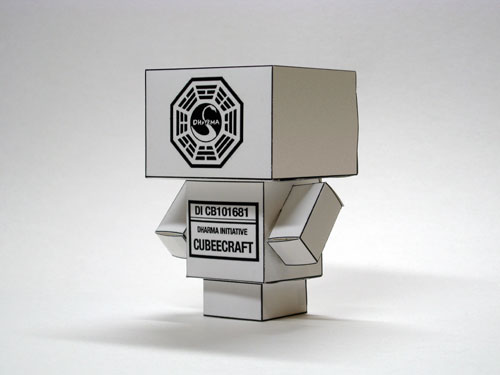 DHARMA Initiative Cubeecraft